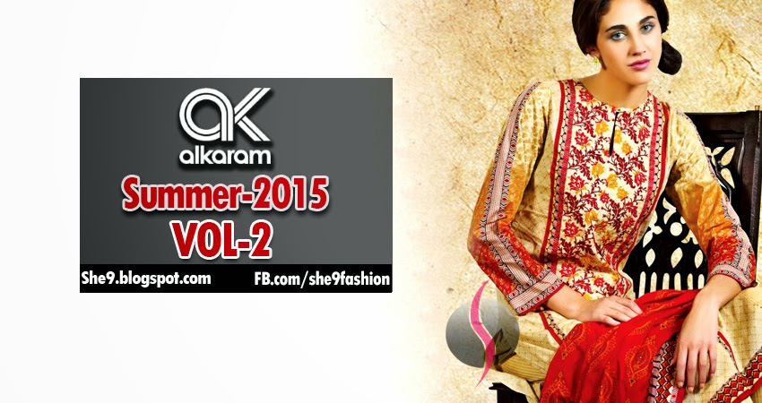 Alkaram Studio- Summer 2015 Vol-2 Magazine