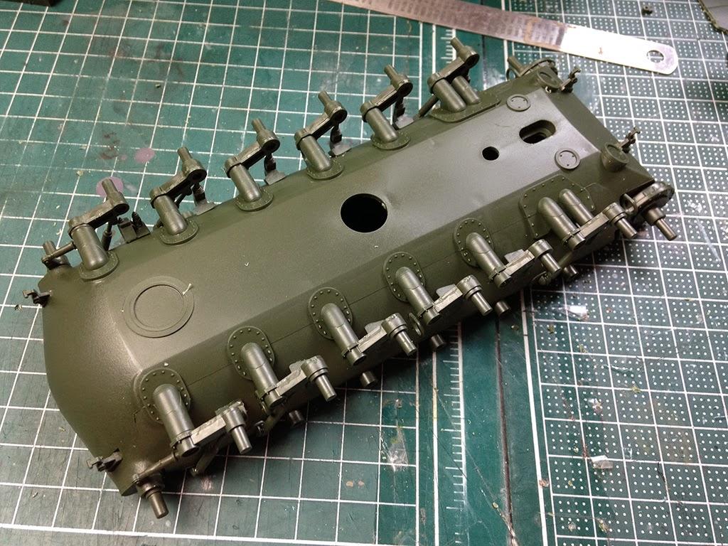Revell Germany 1/35 M48 A2GA2 Patton Tank - RG3236