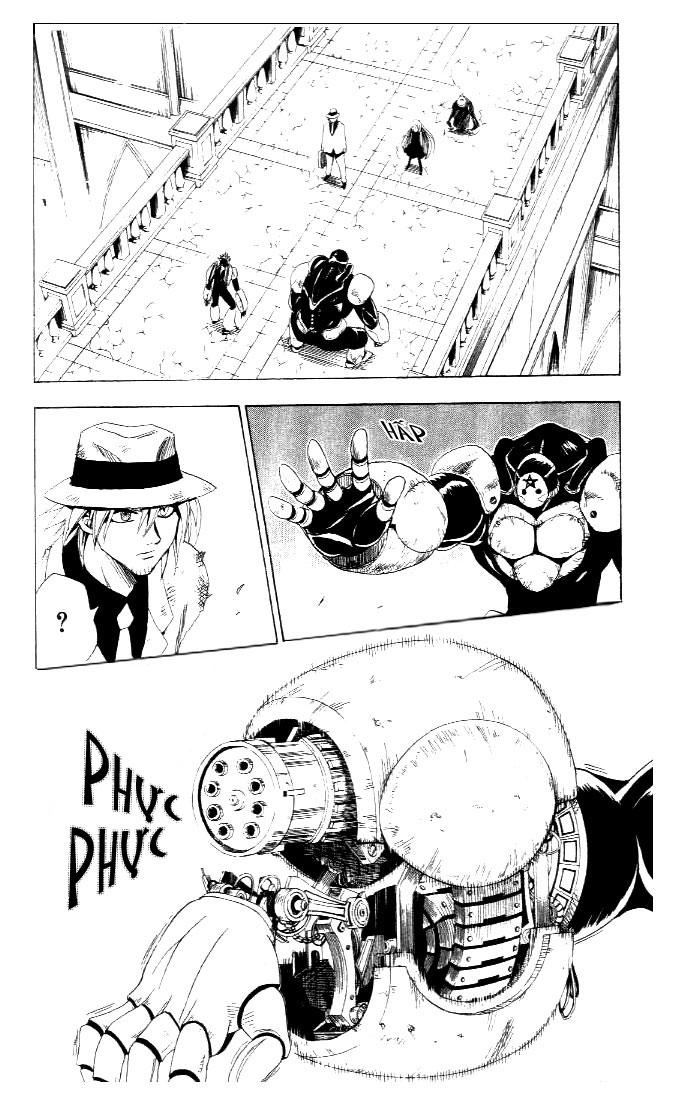 xem truyen moi - Black Cat - Thám Tử Mèo Đen - Chapter 172