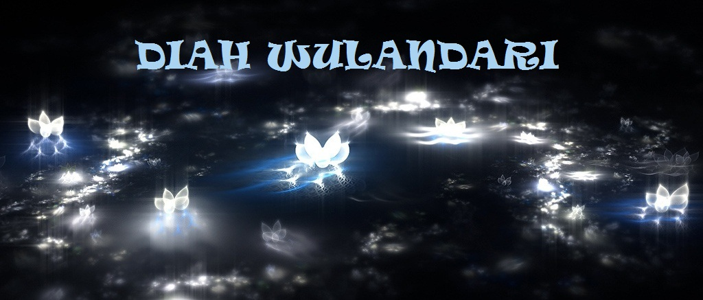 My Name is Diah Wulandari