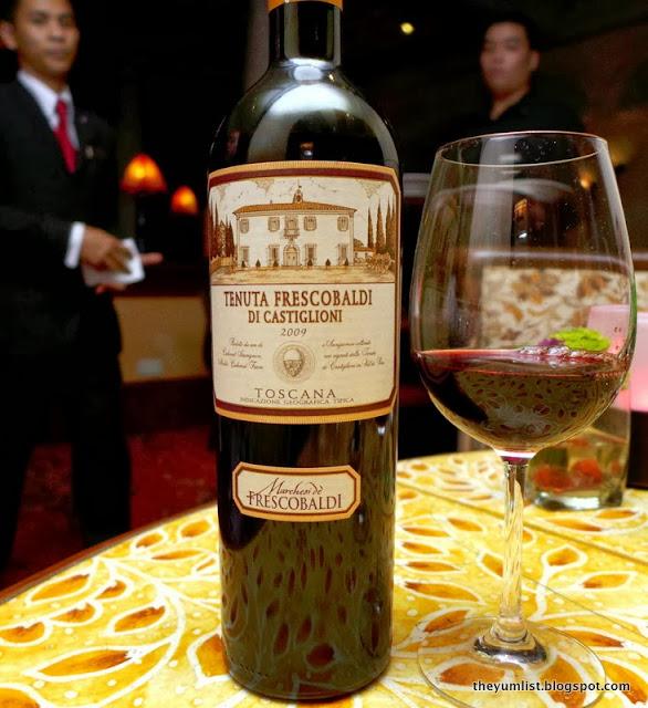 frescobaldi wine