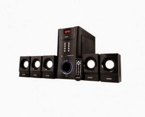 Buy Intex MJ-580 5.1 Speaker System  for Rs.2949 at Snapdeal : BuyToEarn
