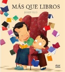 Más que libros - Josep Vicó