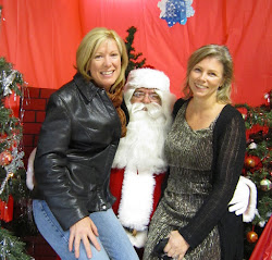 Santa visits Gift and Craft Show