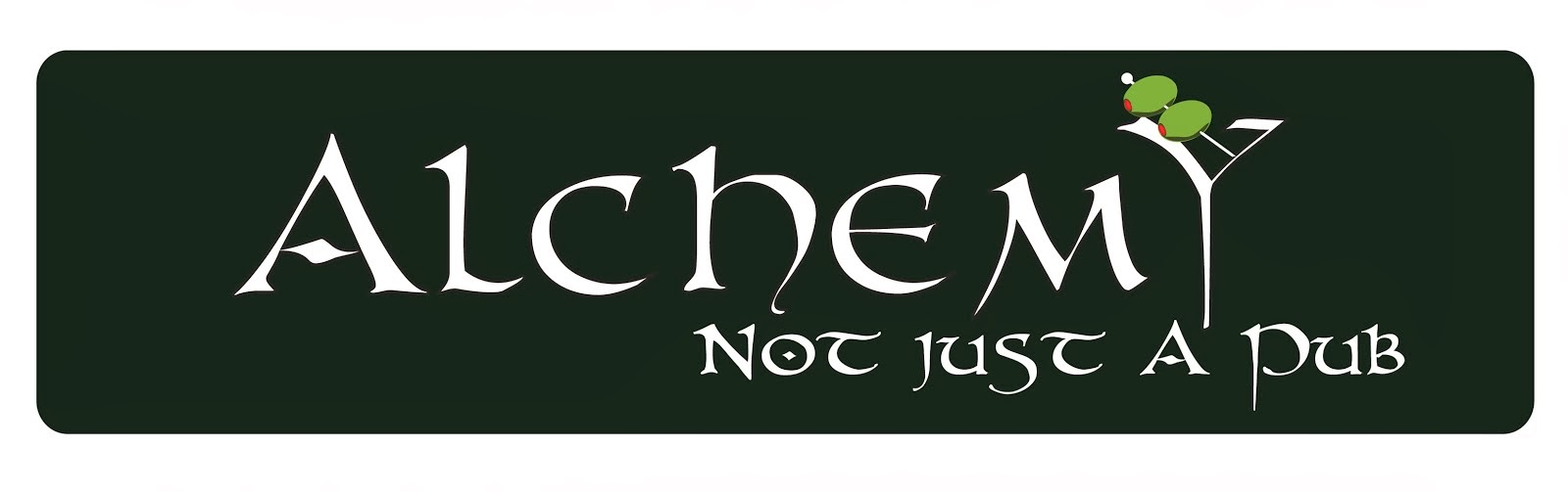 Alchemy : Not Just A Pub