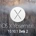 Download OS X Yosemite 10.10.1 Beta 2 (14B23) & Safari 8.0.1 Beta .DMG Files via Direct Links