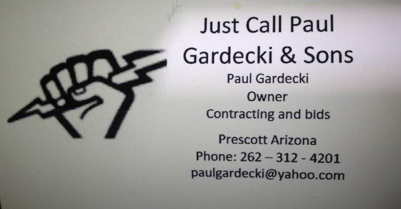 Your Prescott Contractor
