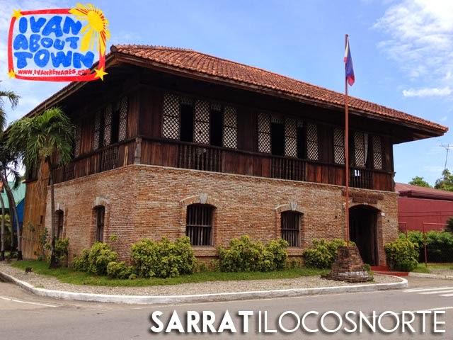Birthplace of President Ferdinand Marcos, Sarrat, Ilocos Norte