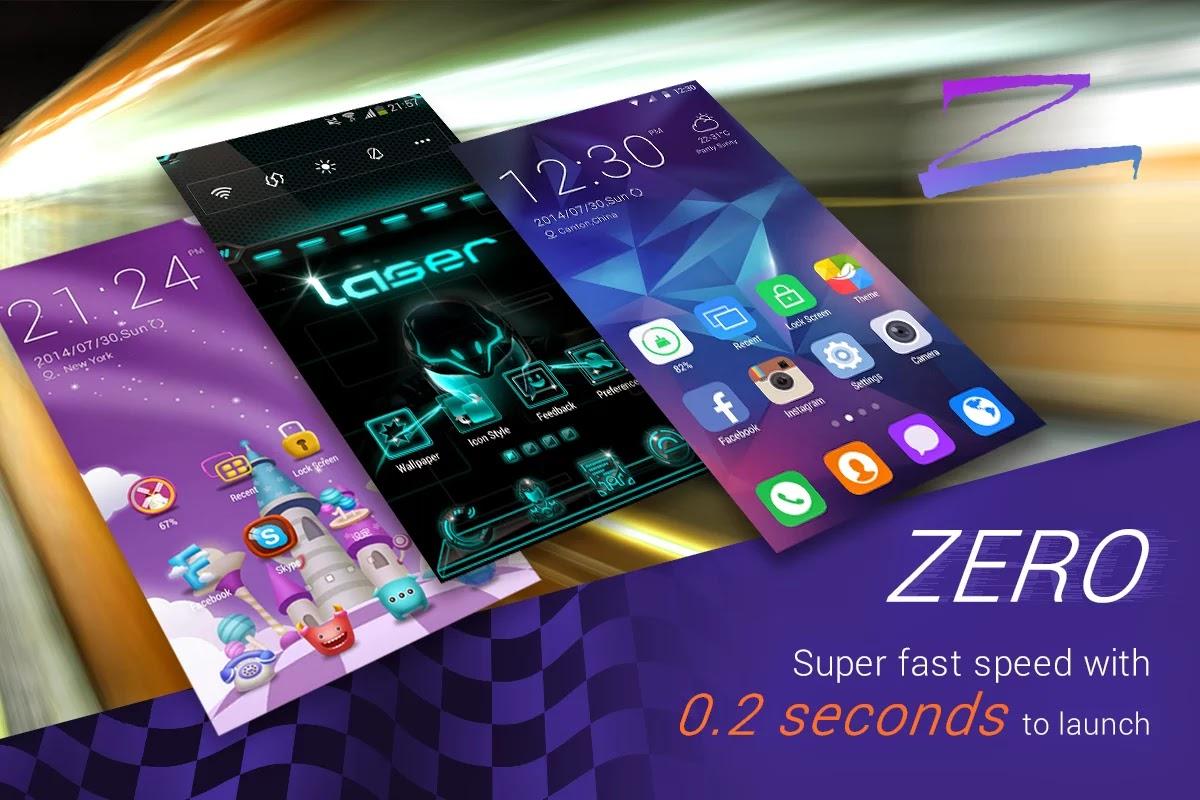 Zero Launcher APK