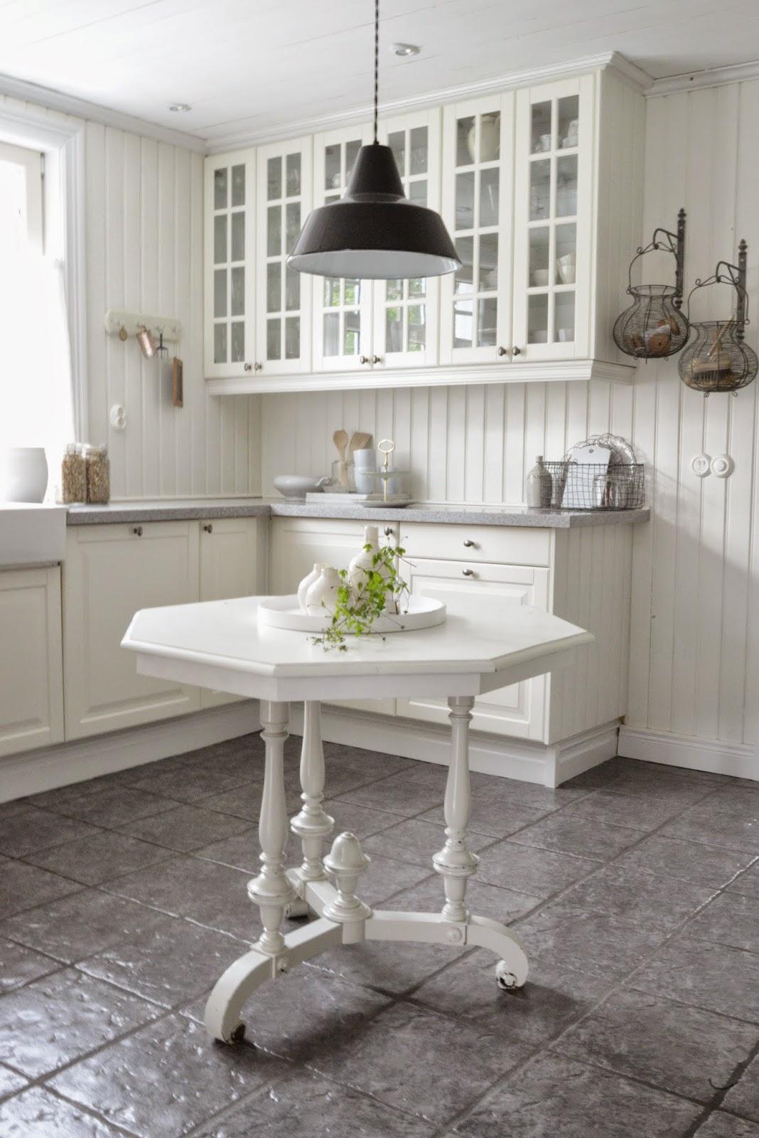 Kok Design Ikea : add design  anna stenberg  lantligt po svanongen Lantligt kok!