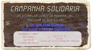 Campanha Nacional por Mariana