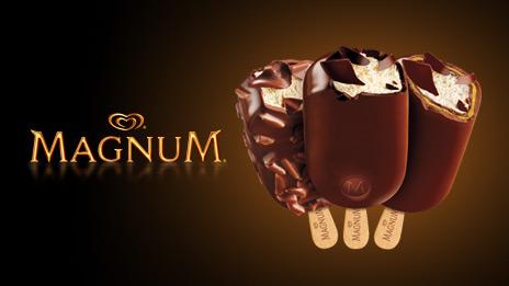All About Ad Creativity Magnum Ice Cream Advertisement