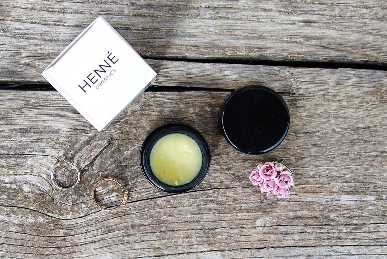 Luxury Lip Balm Henné Organics