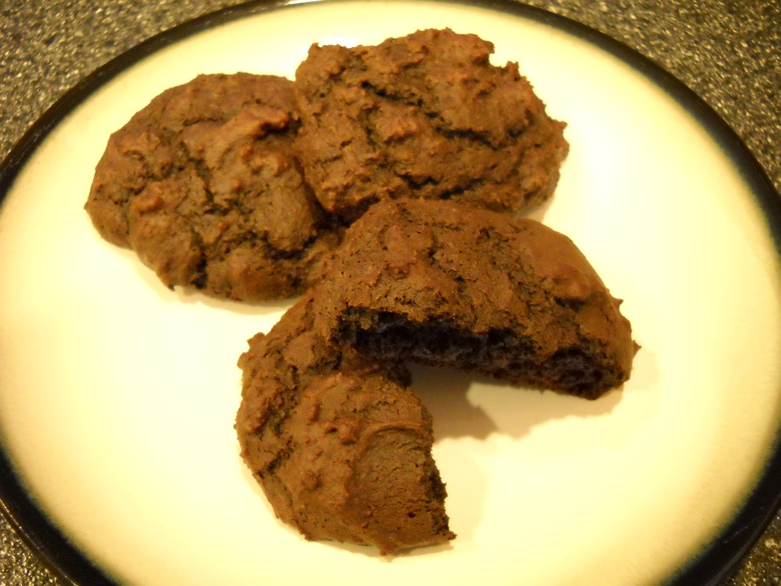 Dark Chocolate Cookies with Health One Meal Replacement is the first ...