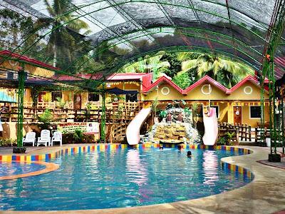 Travel Matina O Inland Resort Spoons Slippers