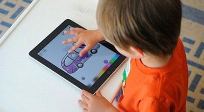 Tablet untuk Anak