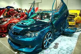 Mazda Extreme Modification For Contest