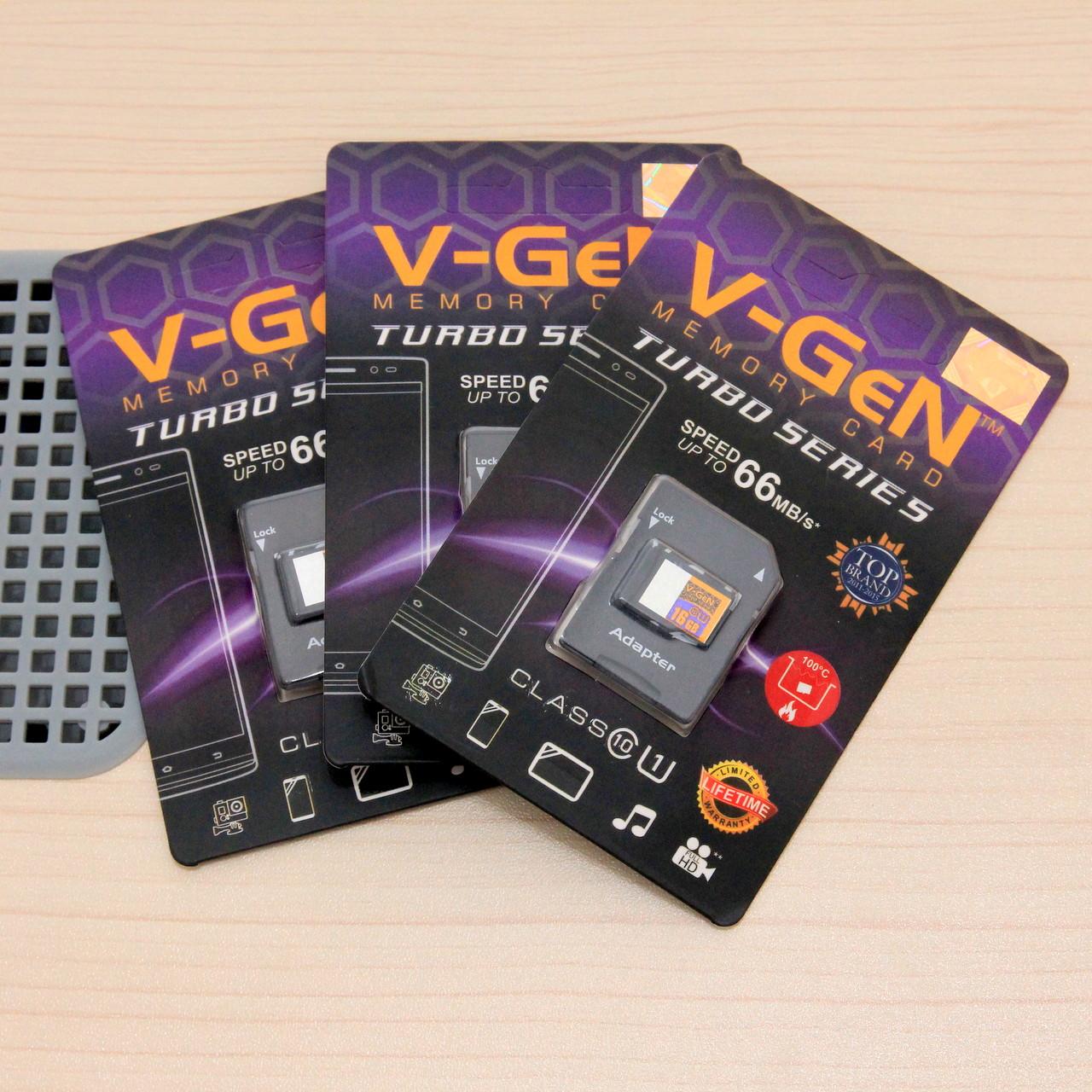 V Gen Micro Sd Memory Card 32 Gb Class 10 Daftar Harga Terlengkap 8gb Turbo Adapter Vgen Kelas Tersedia Size 8 16