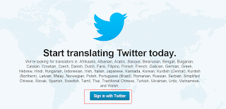 Twitter translation, Translator badge, twitter translator badge, cara mendapatkan translator badge