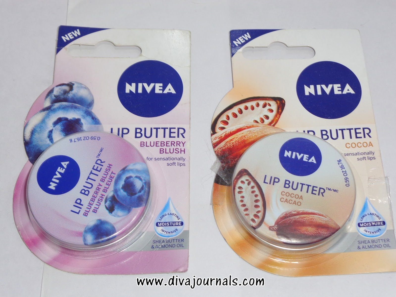 Nivea Lip Butter Blueberry Blush & Cocoa Reviews