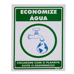 Economize água como rotina