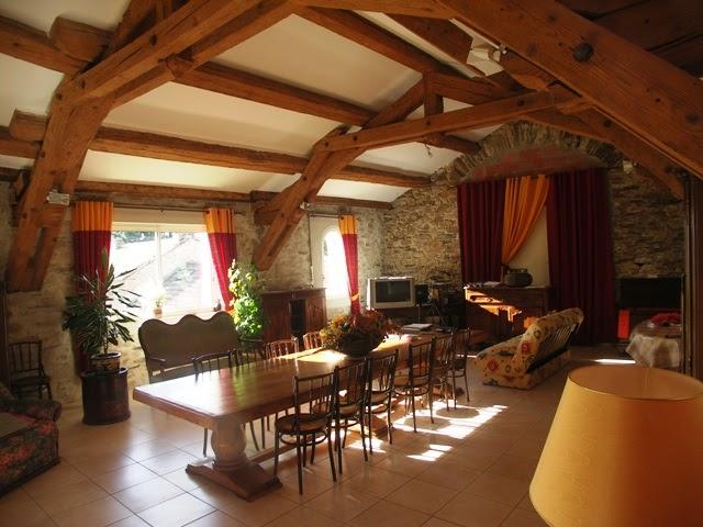 Estilo rustico casa rustica en las black mountain de - Casas de campo rusticas ...