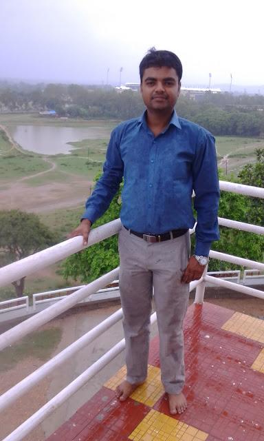 Jagannathpur Temple Ranchi, Blogger Ujjwal Kumar Sen