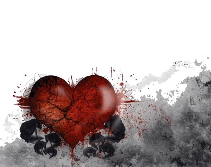 wallpaper broken heart - photo #14