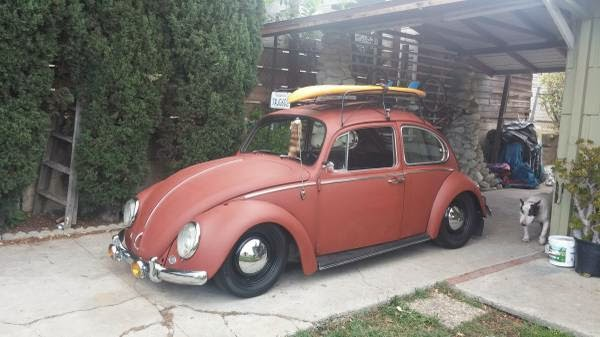 Hoodride Vw Bug Restored