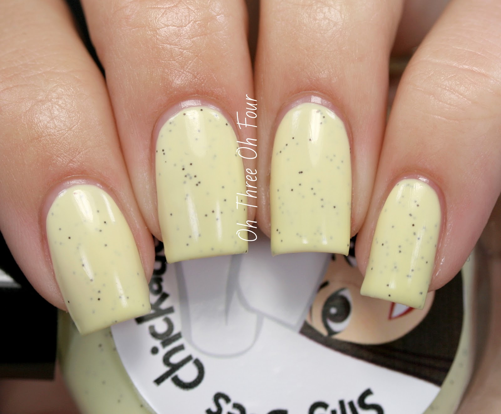 Silly Bee's Chickadees Banana Cream Pie Swatch