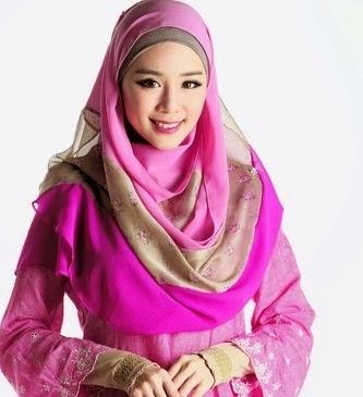 Felixia Yeap Peluk Agama Islam 3 Julai 2014