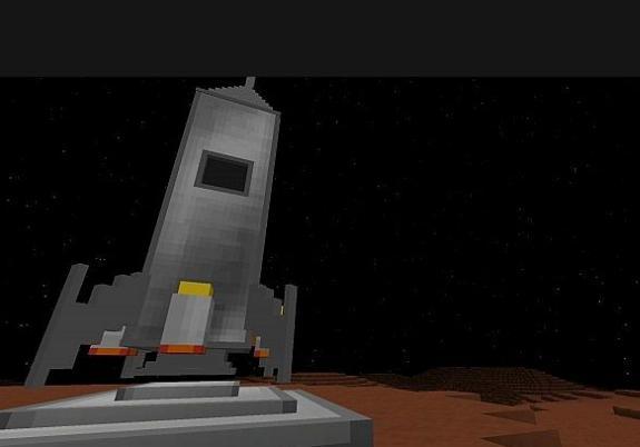 Galacticraft (1.7.10) - Путешествуем в космосе Minecraft!