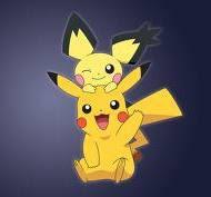 Pichu e Pikachu