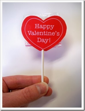 как сделать маленький подарочек ко дню св. Валентина