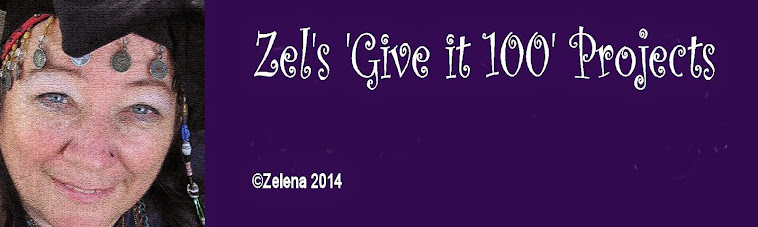 Zel's Give It 100 Projects