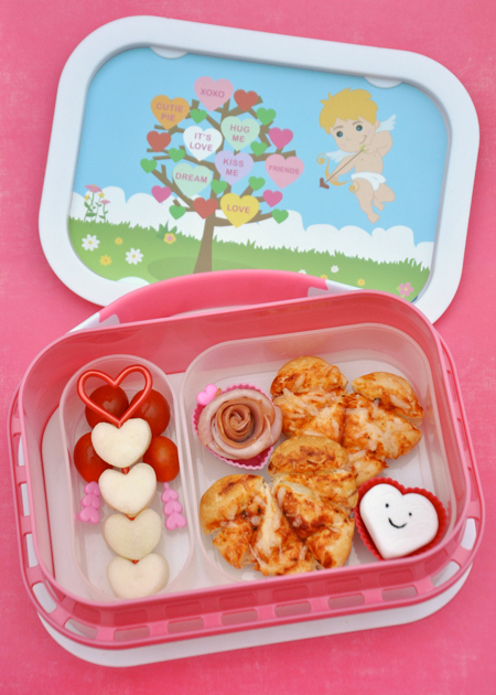 Rose & Ten Doctor Who Love bento