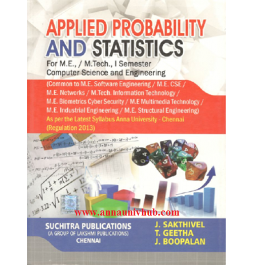 applied probability and statistics Applied statistics there are no such things as applied sciences,  statistics & applied probability university of california santa barbara, california 93106-3110.