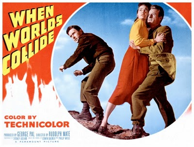 Lobby card - When Worlds Collide (1951)