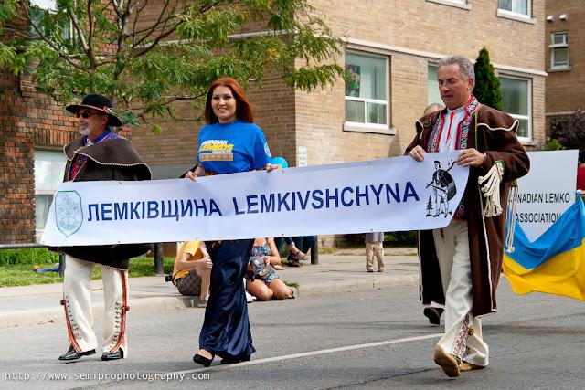 Lemkivshchyna Representatives
