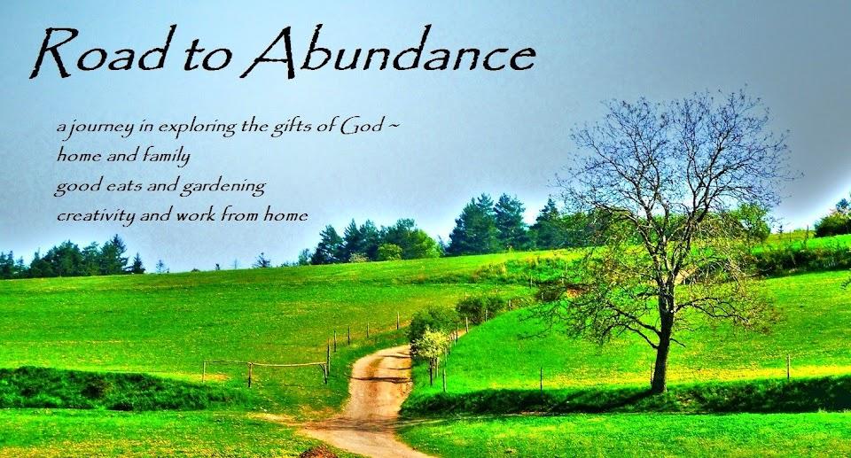 Road to Abundance