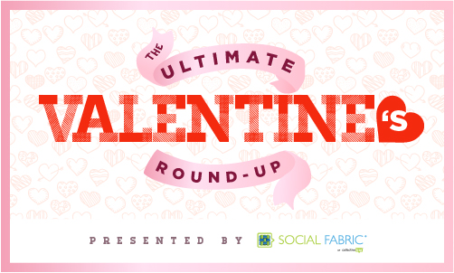 Ultimate Valentine's Day Round-Up with over 130 great Valentine's Day crafts, gifts, recipes and party ideas!