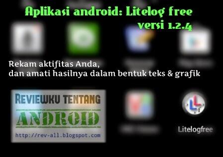 Ikon aplikasi android LITELOG FREE versi 1.2.4 - Aplikasi untuk mencatat aktivitas dengan cepat dan mengetahui riwayat aktivitas Anda dalam bentuk teks dan grafik (rev-all.blogspot.com)