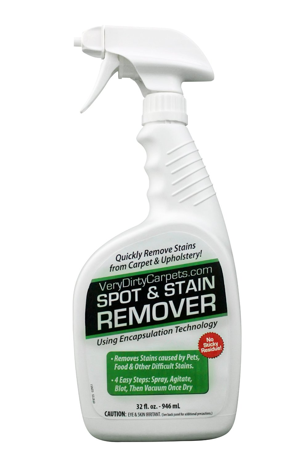butterfly acres verydirtycarpets carpet upholstery spot and stain remover review. Black Bedroom Furniture Sets. Home Design Ideas