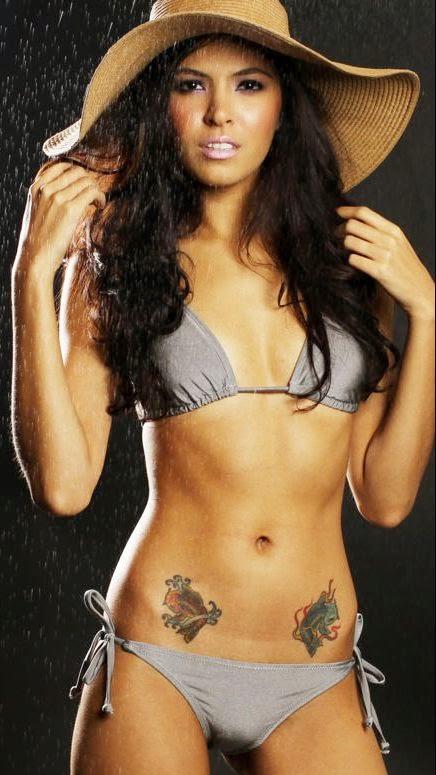 Maggie Wilson abdomen Tattoo Designs