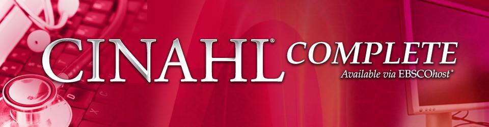 CINAHL Complete logo