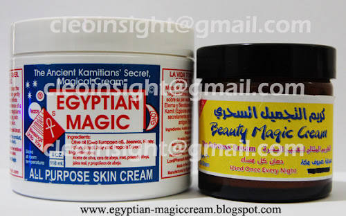 the original magic cream. Black Bedroom Furniture Sets. Home Design Ideas