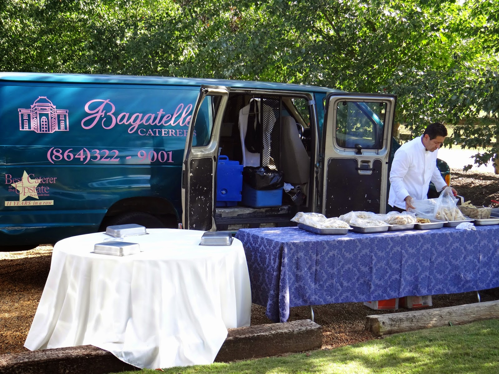 Bagatelle Caterers Greenville SC