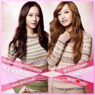 fx Krystal Victoria spao pictures