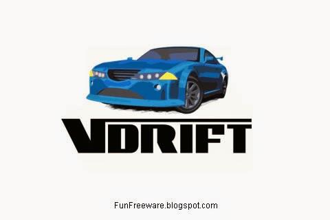 VDrift - Splash Image