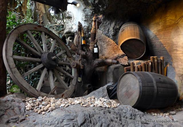 Jeff's cellar, best wine cellar in the world